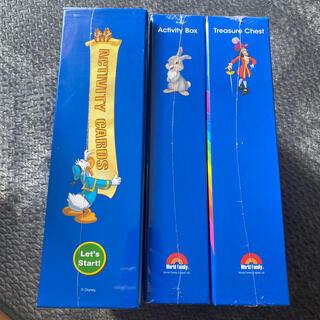 ディズニー(Disney)のディズニー英語システム セット販売(知育玩具)