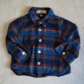 MARKEY'S - ネルシャツ 80センチ