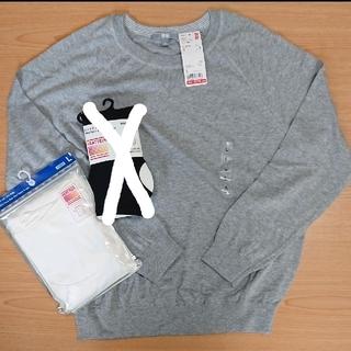 ユニクロ(UNIQLO)のユニクロ ヒートテック セーター (ニット/セーター)