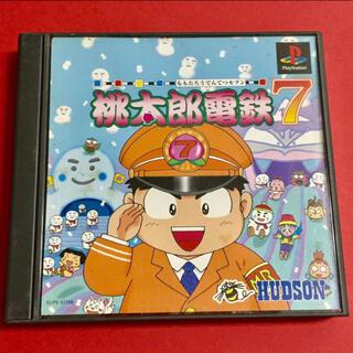 ハドソン(HUDSON)のPS 桃太郎電鉄 7(家庭用ゲームソフト)