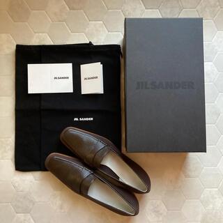 ジルサンダー(Jil Sander)のジル・サンダー【新品 最終値下げ】JILSANDAR革靴ローファー(ローファー/革靴)