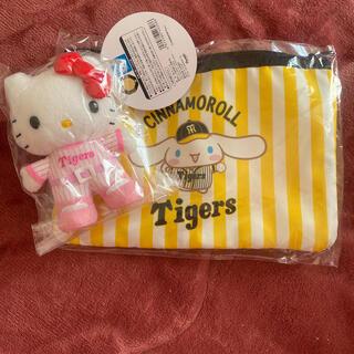 ハンシンタイガース(阪神タイガース)の阪神タイガース とサンリオコラボです!(応援グッズ)