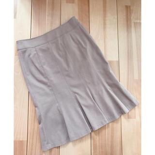 クードシャンス(COUP DE CHANCE)のクードシャンス スカート 36 くすみピンク(ひざ丈スカート)