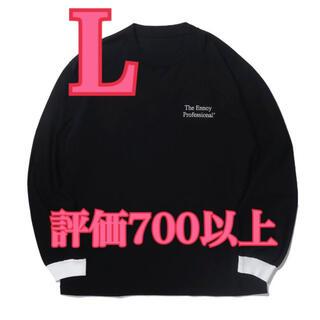 シュプリーム(Supreme)の★黒L★The Ennoy Professional L/S TEE エンノイ(Tシャツ/カットソー(七分/長袖))