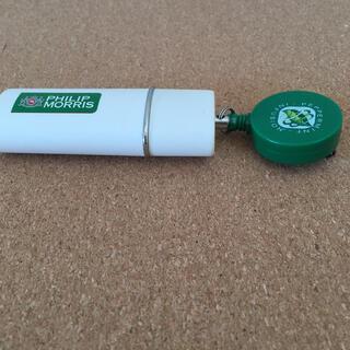 フィリップモリス(Philip Morris)のPHILIPMORRIS フィリップモリス 携帯灰皿(タバコグッズ)