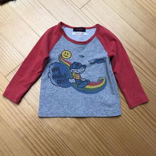 ローズバッド(ROSE BUD)のローズバッド ☆ トレーナー 100cm ROSE BUD(Tシャツ/カットソー)