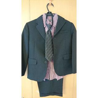 ミチコロンドン(MICHIKO LONDON)の男児スーツ MICHIKO LONDON 130(ドレス/フォーマル)