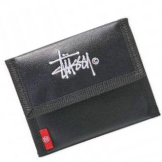 ステューシー(STUSSY)の【新品未使用】ステューシー ウォレット 折り財布(折り財布)