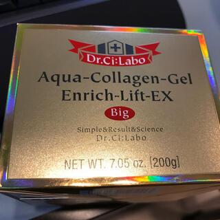 ドクターシーラボ(Dr.Ci Labo)のドクターシーラボ アクアコラーゲンゲル エンリッチリフトEX 200g(保湿ジェル)