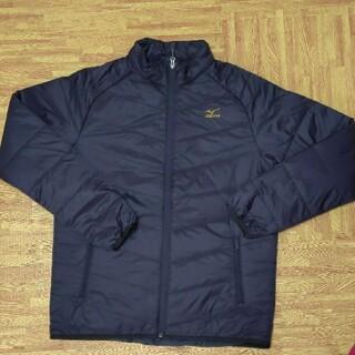ミズノ(MIZUNO)のミズノ ブレスサーモ 中綿 ジャケット XL(ナイロンジャケット)