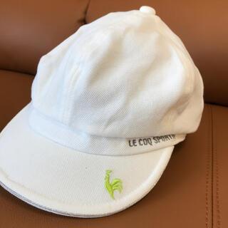 ルコックスポルティフ(le coq sportif)のle coq sporting 帽子(キャップ)