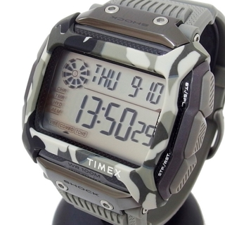 タイメックス(TIMEX)のタイメックス 腕時計  コマンドショック TW5M18300(腕時計(アナログ))