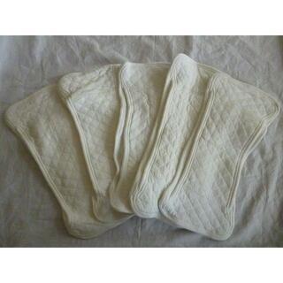 成型おむつ 布おむつ 5枚(布おむつ)