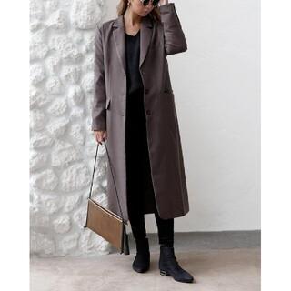 ルームサンマルロクコンテンポラリー(room306 CONTEMPORARY)のroom306contemporary longchestercoat(ロングコート)