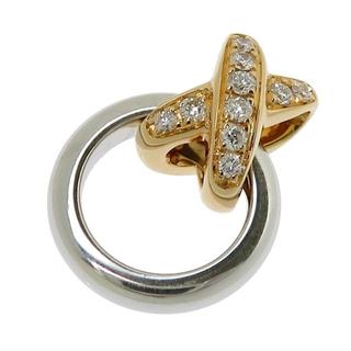 ショーメ(CHAUMET)のショーメ ペンダントトップ リアン K18WG ダイヤモンド(その他)