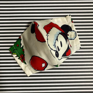 インナーマスク・クリスマス柄・ミッキー柄・ディズニー柄・クリスマス(その他)