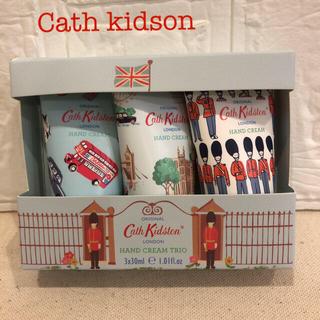 キャスキッドソン(Cath Kidston)の【新品】専用キャスキッドソン ハンドクリーム3本セット(ハンドクリーム)