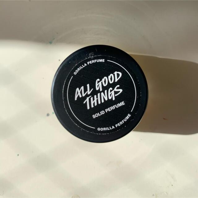 LUSH(ラッシュ)のLUSH All good things  コスメ/美容の香水(ユニセックス)の商品写真