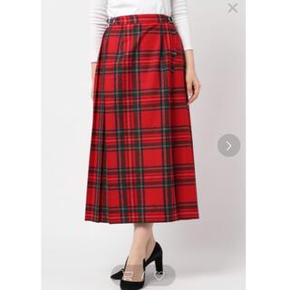 オニール(O'NEILL)の【新品】O'NEIL of DUBLIN ウールミックススカート サイズ8(ロングスカート)