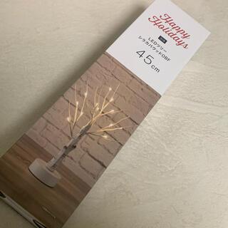 ニトリ(ニトリ)の本日限定値下げ!白樺ツリー 45センチ (その他)