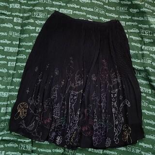 スカラー(ScoLar)の※デザインスカート(ひざ丈スカート)
