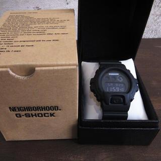 ネイバーフッド(NEIGHBORHOOD)のネイバーフッド×カシオ Gショック DW6900 ジーショック 腕時計 新品(腕時計(デジタル))