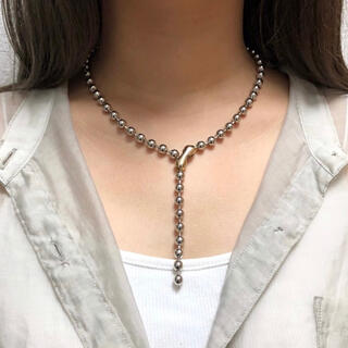 ミスティック(mystic)のball necklace(ネックレス)