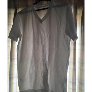 ユニクロ(UNIQLO)のユニクロ  パックシャツ  M(Tシャツ/カットソー(半袖/袖なし))