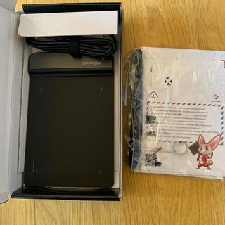 XP-PEN ペンタブ イラスト入門 OSU!ゲーム用 黒 StarG430S(PC周辺機器)