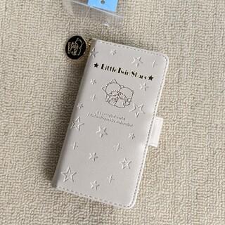 リトルツインスターズ(リトルツインスターズ)の【手帳型】リトルツインスターズ❤キキララ❤iPhone6/6s スマホケース(iPhoneケース)