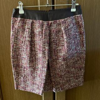 クードシャンス(COUP DE CHANCE)のCOUP DE CHANCEのスカート(ひざ丈スカート)