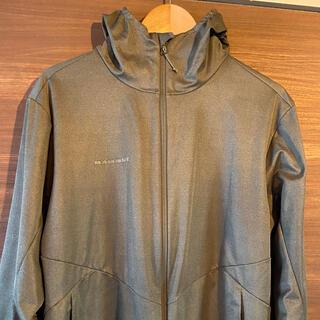 マムート(Mammut)のMAMMUT Ultimate V Tour SO Hooded Jacket(ナイロンジャケット)