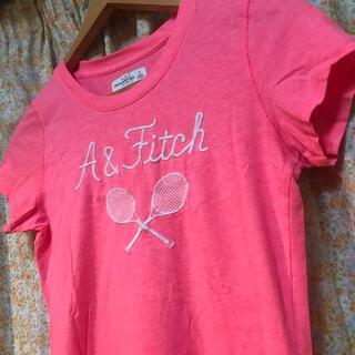 アバクロンビーアンドフィッチ(Abercrombie&Fitch)の💗アバクロ テニスTシャツ🎾(Tシャツ(半袖/袖なし))