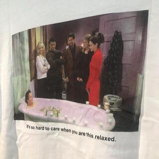 エイチアンドエム(H&M)の海外ドラマ friends シャツ(Tシャツ(半袖/袖なし))