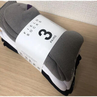 新品未使用品 【THE NORTH FACE PURPLE LABELSocks