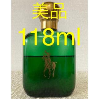 ポロラルフローレン(POLO RALPH LAUREN)の【美品】ラルフローレン オードトワレ 118ml(香水(男性用))