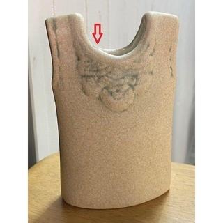 リサラーソン(Lisa Larson)の値下済【136】リサラーソンLISA LARSON ワードローブ ベスト(花瓶)
