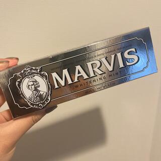 マービス(MARVIS)のマービス ホワイトミント MARVIS(歯磨き粉)