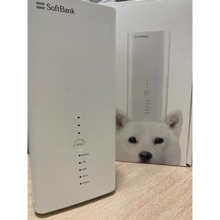 ソフトバンク(Softbank)のSoftBank Air 3(PC周辺機器)