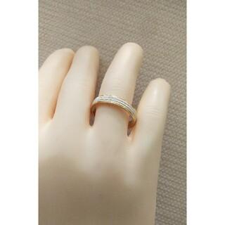K18/pt.900マリッジリング(サイズ14)(リング(指輪))