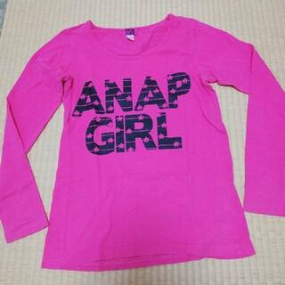 アナップ(ANAP)の長袖Tシャツ(Tシャツ(長袖/七分))