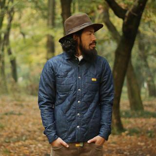 ネイタルデザイン(NATAL DESIGN)のネイタルデザイン キルテッドシャツ4 デニム(Gジャン/デニムジャケット)