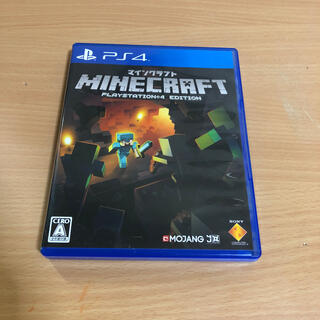 マイクロソフト(Microsoft)のMinecraft: PlayStation 4 Edition (家庭用ゲームソフト)