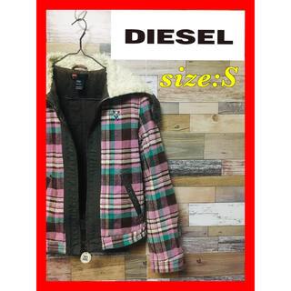 ディーゼル(DIESEL)のDIESEL(ディーゼル) かわいいブルゾン 大特価出品(ブルゾン)