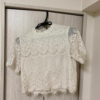 ダブルクローゼット(w closet)のwcloset (Tシャツ(半袖/袖なし))