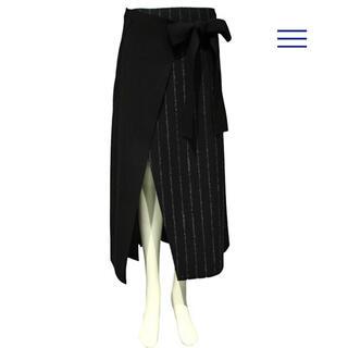 バーニーズニューヨーク(BARNEYS NEW YORK)のセドリックシャルリエの巻きスカート(ロングスカート)