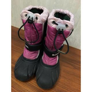 ソレル(SOREL)のソレル スノーブーツ 19cm(ブーツ)