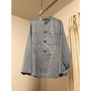 ワンエルディーケーセレクト(1LDK SELECT)のミリタリー  コックシャツ 後染め 軍物(ミリタリージャケット)