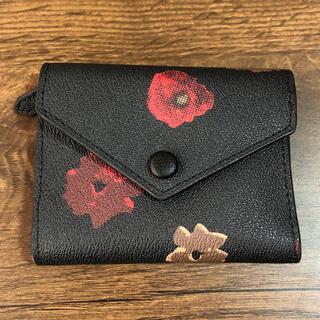 ザラ(ZARA)の花柄 ミニウォレット(財布)