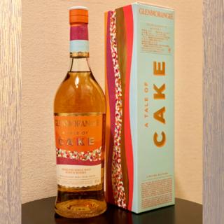 【送料込】グレンモーレンジィ ケーク GLENMORANGIE CAKE 1本(ウイスキー)